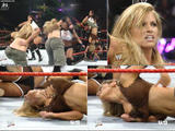 Trish Stratus from last RAW Foto 166 (���� ������� ��������� �� RAW ���� 166)