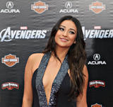 "Shay Mitchell @ ""The Avengers"" Premiere in Hollywood 