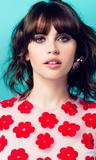 Felicity Jones - Glamour UK 2015