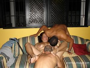 Juego de lesbianas 5 - 2 part 7