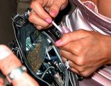 Paris Hilton Caught on Film with Marijuana - 6 Pics