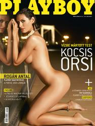 Playboy Magazine (2010) Hungary