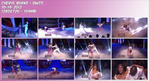 Cheryl Burke DWTS ~ 10-15-2012