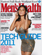 Olivia Munn - sexy for Men's Health Tech Guide 2011 Cover (MQ)