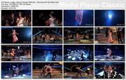 Julianne Hough Performs on DWTS 09/23/2014 in body stocking