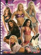 Kelly Kelly - WWE Divas Notebook Scans