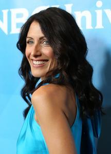 Lisa Edelstein NBCUniversal Summer TCA Tour 07-14-2014
