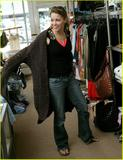 Bethany Joy Lenz Shopping Candids