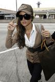 Kimberley, Cheryl & Nicola arriving at LAX to return to UK 19/02/08 28xHQ