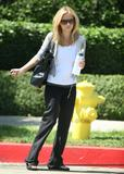 Sarah Michelle Gellar - Pilates session in Santa Monica, August 24, 2008 (HQ x 27)